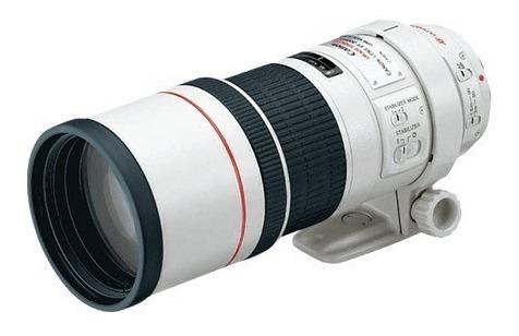 Lente Canon Ef 300mm F/4l Is Usm Original
