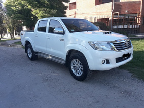 Toyota Hilux 3.0 Cd Srv Limited 171cv 4x4 2014