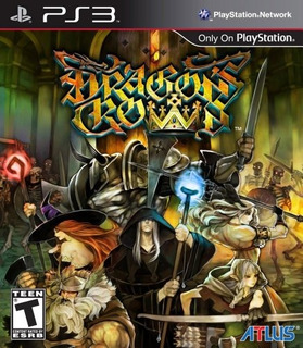 Dragons Crown Playstation 3