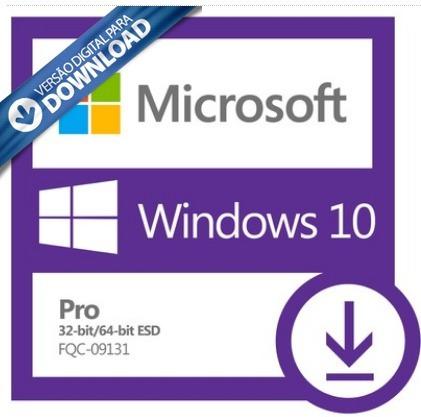 Windows 10 Pro Esd Fqc-09131