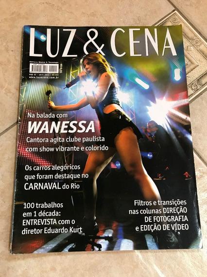 Revista Luz E Cena 141 Wanessa Camargo Carnaval D341