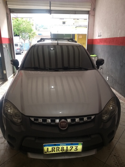 Fiat Palio Adventure 2013 1.8 16v Flex Dualogic 5p
