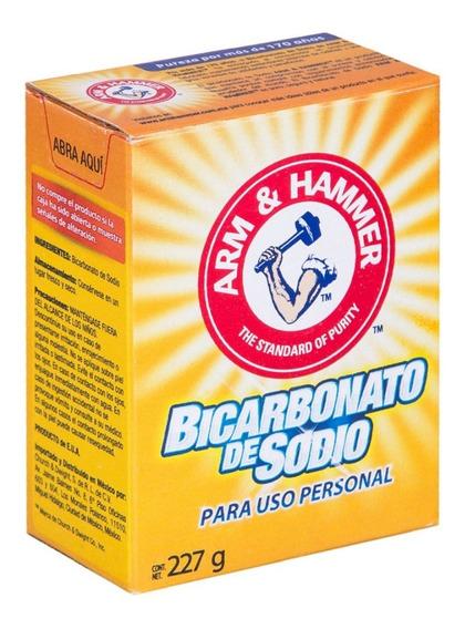 Arm & Hammer Bicarbonato De Sodio Auxiliar Cuidado Personal