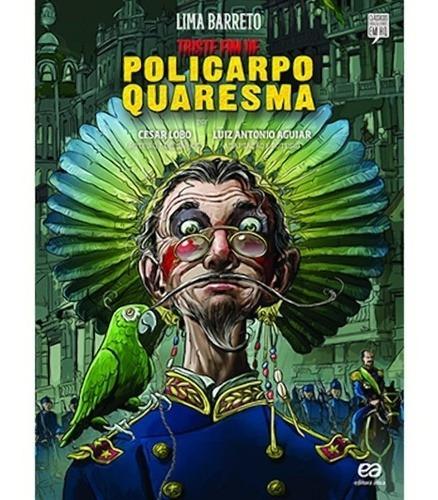 Triste Fim De Policarpo Quaresma (hq)