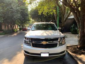 Chevrolet Suburban 5.4 Lt Piel Blanca At