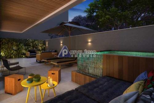 Amplo Apartamento Tipo Garden Na Rua Visconde De Caravelas / Valor De Entrada Mais Saldo Financiado - 22209