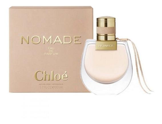 Chloé Nomade Eau De Parfum 50ml + Amostra De Brinde