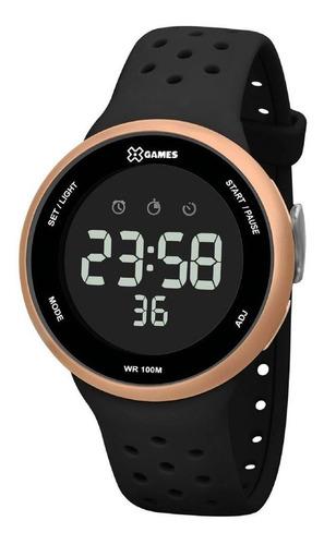 Relógio Xgames Digital Xmppd547 Unissex Original Esportivo