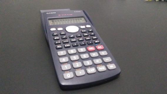 Calculadora Científica Casio, 240 Funções Fx-82ms Engenharia