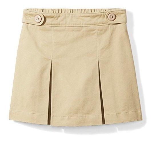Essentials - Falda Uniforme Para Niñas