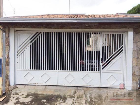 Casa Residencial À Venda, Jardim Santa Cruz, Iperó. - Ca0783
