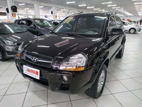 Hyundai Tucson Gls 4x2 2wd 2.0 16v, Top De Linha, Fjf0603