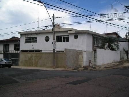 Casa Comercial À Venda, Vila Teixeira, Campinas - Ca6220. - Ca6220