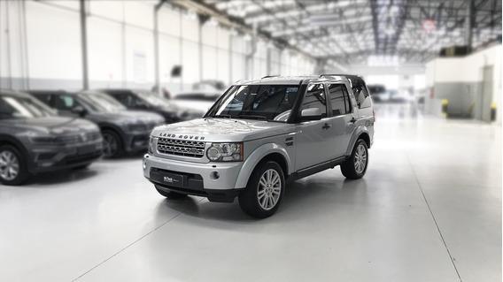 Land Rover Discovery 4 Se 3.0 - Blindado