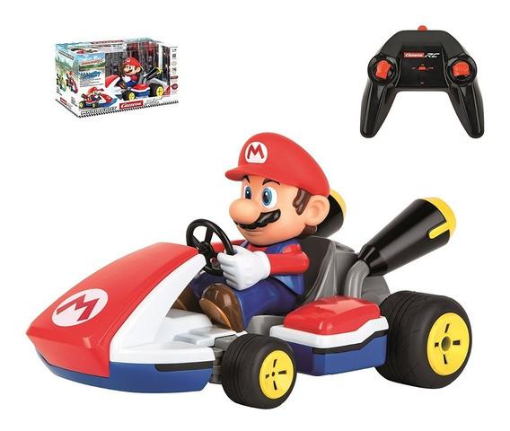 Mario Bros Coche De Control Remoto Inalambrico Mario Kart Ds