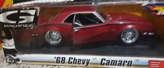 Chevy Camaro 68 Hot Wheels 1/18