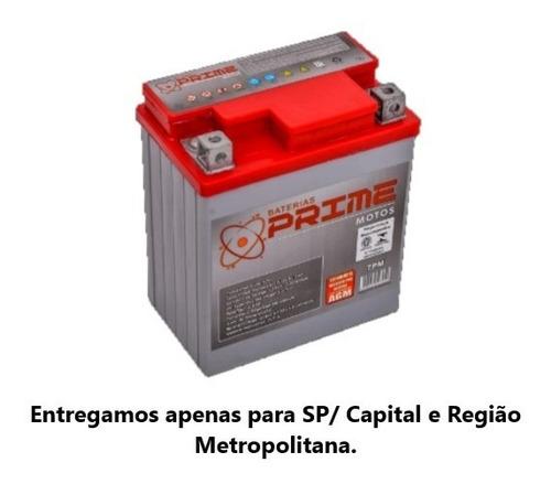 Bateria Prime 7-pm (7ah) Ytx7l-bs  Cbx 250 Twister
