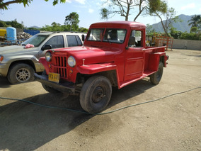 Jeep Willy Modelo 1954