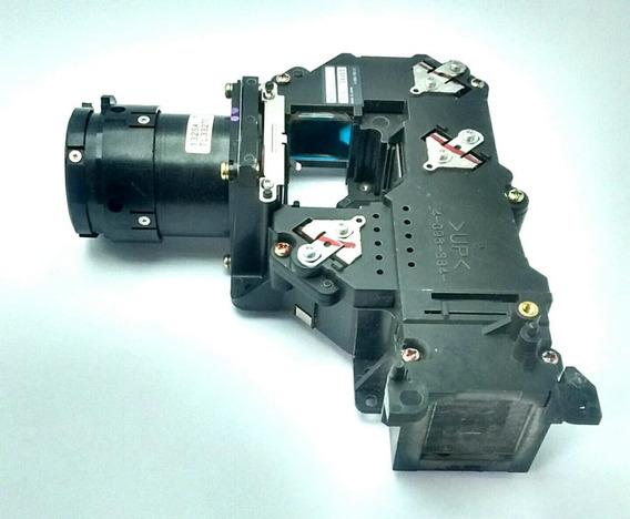Bloco Optico Sem Prisma Projetor Sony Vpl Cs7, Es2, Es1