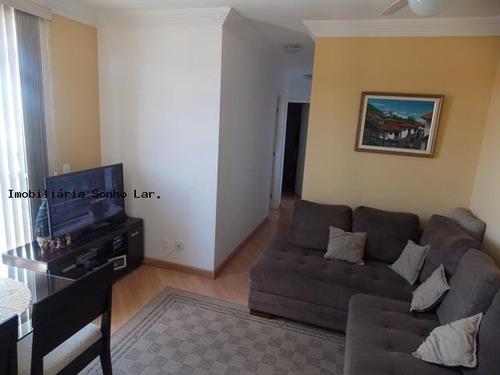 Apartamento Para Venda Em Osasco, Cidade Das Flores, 2 Dormitórios, 1 Banheiro, 1 Vaga - 8469_2-826188