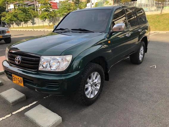 Toyota Land Cruiser Lc 100 Basica Diesel