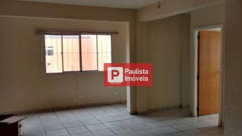 Sala Para Alugar, 81 M² Por R$ 1.999,00/mês - Interlagos - São Paulo/sp - Sa1053