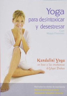 Dvd Kundalini Yoga - Maya Fiennes - Castellano Nuevo