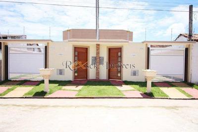 Casa Com 2 Dorms, Cibratel Ii, Itanhaém - R$ 268 Mil, Cod: 355 - V355
