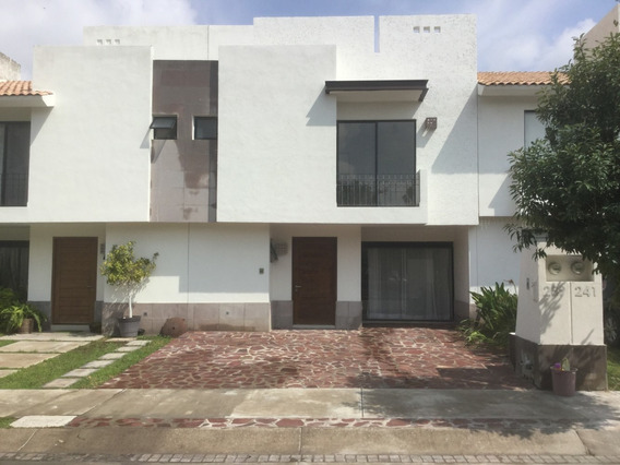 Casa En Renta Bosques Del Pedregal León Guanajuato