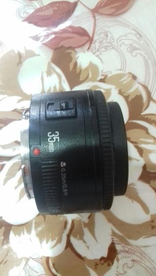 Lente Yongnuo 35mm 2.0