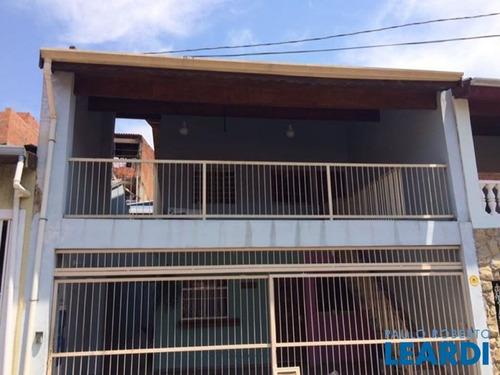 Casa Sobreposta - Condomínio Vila De Jundiaí - Sp - 629370