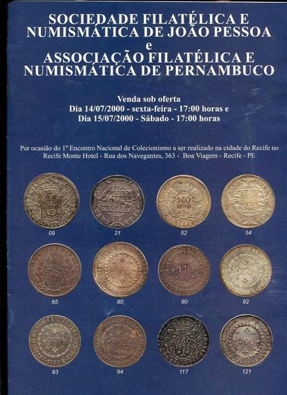 Catálogo Moedas Cédulas Numismática - Frete Grátis - L.2094
