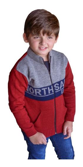 Agasalho Infantil Azul Marinho Blusa De Frio Casaco Criança