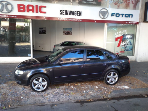 Audi A4 2.0t Automático Quattro Excelente Estado Tomo Usado