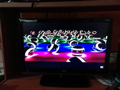 Monitor Tv Con Tda De 24  Jvc Lt 24dr530 Full Hd Led