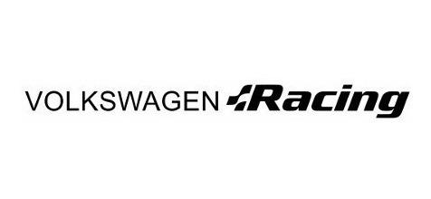 Adesivo Volkswagen Racing Parabrisa - Fix Street
