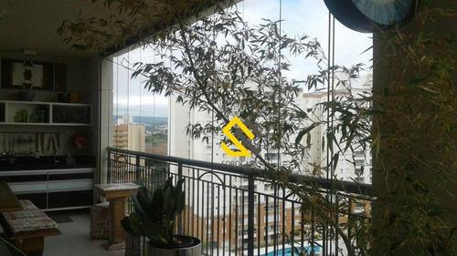 Imagem 1 de 30 de Apartamento Com 3 Dormitórios À Venda, 247 M² Por R$ 2.300.000,00 - Jardim Portal Da Colina - Sorocaba/sp - Ap0519
