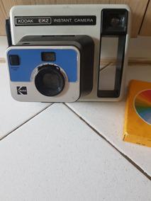 Câmera Fotográfica Polaroid Americana Marca Kodak