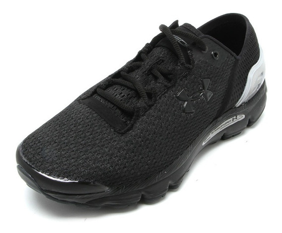 Tênis Under Armour Masculino Charged Intake 2 Preto