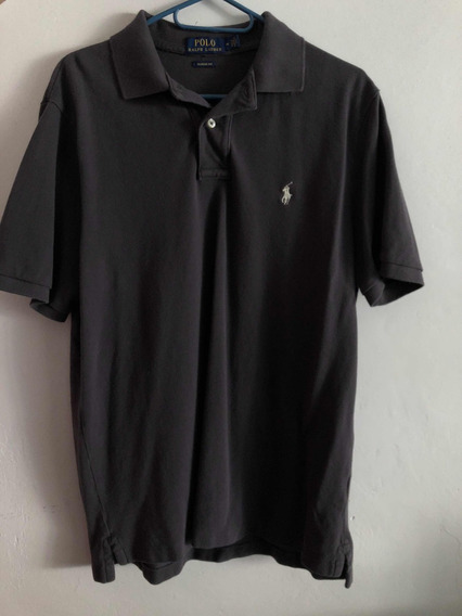 Playera Polo Ralph Lauren Gris