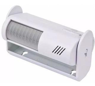 Sensor De Movimiento Con Alarma Y Timbre 60° 46595