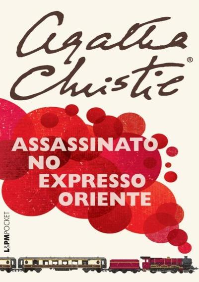 Assassinato No Expresso Oriente - Pocket