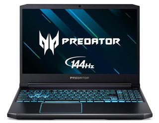 Predator Helios Gtx 1660ti I7-9750h 16gb 256ssd 144hz 3ms