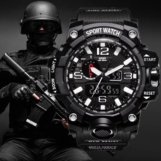 Relogio Gshock Sport Whatch Original