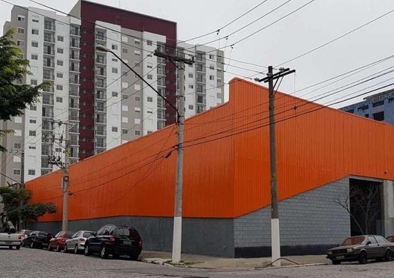 Galpão À Venda, 1605 M² Por R$ 6.000.000 - Vila Independência - São Paulo/sp - Ga0064