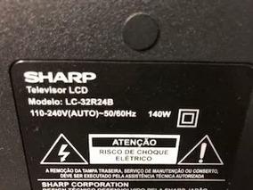 Tela Display Da Tv Sharp Mod Lc 32r24c C- Back Light