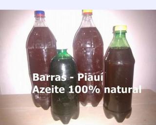 6 Litros De Oléo De Coco Babaçu 100% Natural, Piauiense