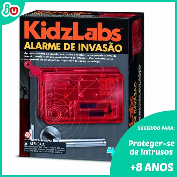 Frete Grátis! Kit Alarme De Invasão Kidzlabs - 4m
