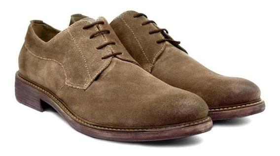 Zapatos Aldo Marrones De Gamuza Importados Talle 45 (12 Us)