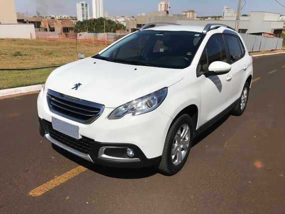 Peugeot 2008 1.6 16v Flex Allure 5p Autom